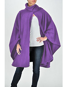 Purple Night Cape by Fashion Love