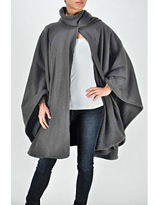 Grey Night Cape by Fashion Love