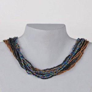 Dark Middy Necklace