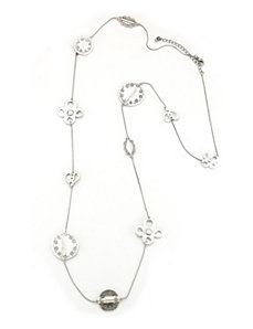 Silver City Necklace by Marlene's Jewels