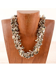 Coral Necklace by Marlene's Jewels