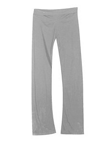 Heather Grey Night Yoga Pant by Active Basic