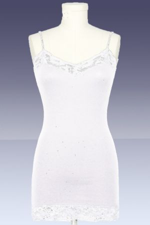 Long Lace Cami