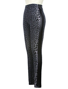 Leopard Print Legging by Active Basic