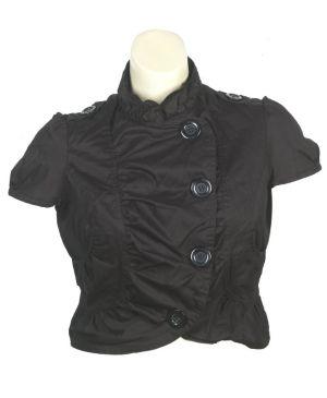 Black Justice Jacket