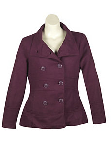 Wine Country Coat by Last Kiss