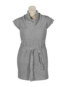 Gray Coast To Coast Dress by Derek Heart
