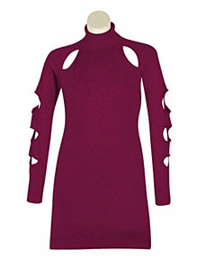 Cut It Out Dress by Derek Heart