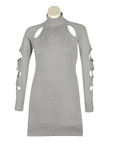 Grey Dragon Dress by Derek Heart