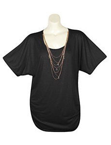 Black Island Top by French Laundry