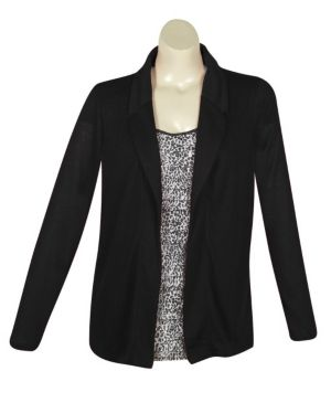 Black City Blazer