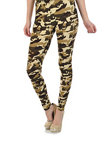 Original Camouflage Leggings by 2NE1
