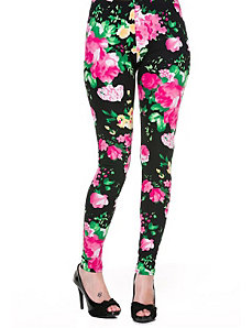 Flower Power Leggings by 2NE1