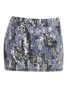 Snake Skin Skirt by Miss Majesty