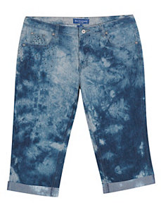 Tie Dye Capris by Blu Vineyard