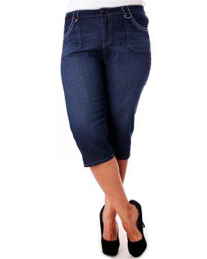 Blue Jeans Capri
