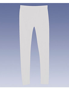 Light Grey Seamless Leggings by Icon Apparel
