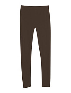 Brown Cold Weather Legging by Icon Apparel