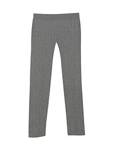 Dark Grey Cable Legging by Icon Apparel