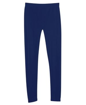 Navy French Terry Legging