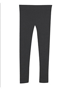 Dark Grey Sweater Legging by Icon Apparel