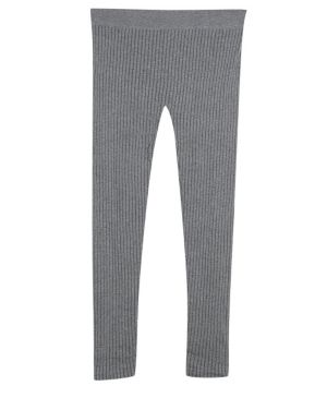 Heather Grey Sweater Legging