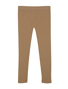 Khaki Local Legging by Icon Apparel