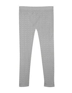 Heather Grey Local Legging by Icon Apparel