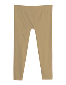 Khaki Cool Capri by Icon Apparel