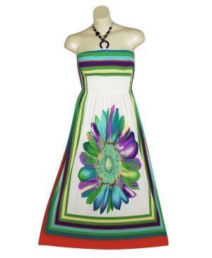 Sunday Scarf Maxi Dress