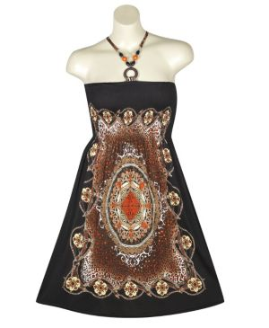 Graphic Design Dress