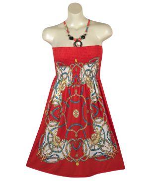 Coral Divine Dress