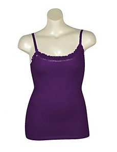 Purple Seamless Sexy Cami by Just One