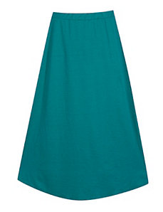 Green Maxi Skirt by Forever Young