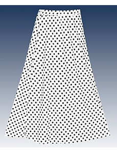 Maxi Dot Skirt by Forever Young