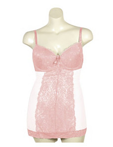 Rose Chemise Lace by Native Intimates