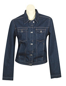 Blue Denim Jacket by Blue Faith