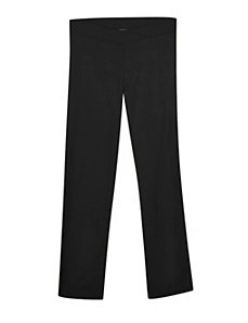 Slim Leg Crossover Pant by Top Fashion of NY