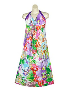 Floral Florida Maxi Dress by Gabby