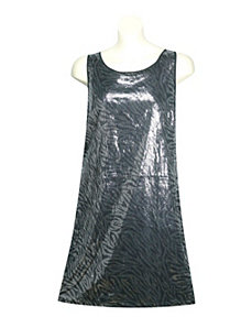 Black Sequin Dress by Gabby