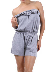 Ruffle Romper by Bubble B