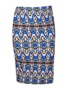 Venice Midi Skirt by Hot Kiss