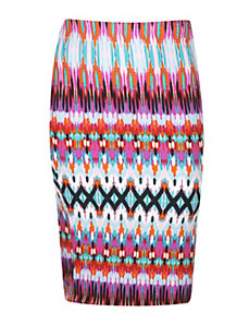 Athens Midi Skirt by Hot Kiss