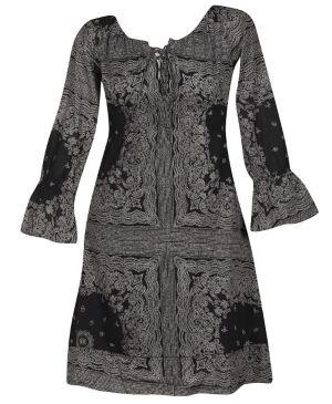Brooklyn Bandana Dress