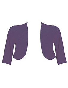 Purple Passion Bolero by Fashion Love