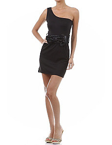 Bow Belt Dress by Trac