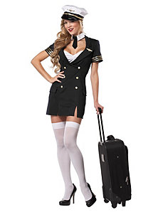 Ready for Take-Off Adult Plus Costume by California Costumes