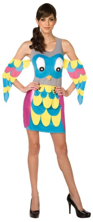 What a Hoot! Owl Costume