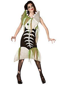Zombie Fish Adult Costume by BuySeasons