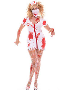 Bloodbath Betty Adult Plus Costume by Elegant Moments